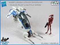 501st Attack Dropship