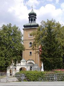 Kościół pw. św. Wojciecha i św. Stanisława w Burzeninie