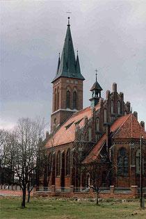 Kościół w Klonowej