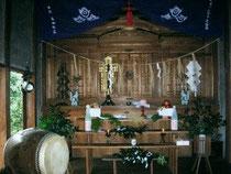 重氏稲荷社(まつかさ稲荷)