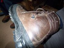 Schuh in den A++++