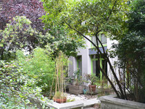 Maison de charme avec jardin à vendre Paris 19ème Maisons Parisiennes