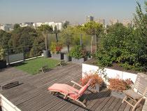 Bel appartement avec terrasse à vendre Issy les Moulineaux