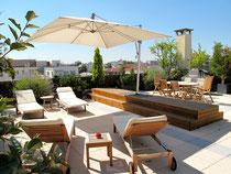 a vendre bel appartement terrasse Asnières maisons parisiennes 5