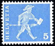 Servizi postali - Svizzera - 1960
