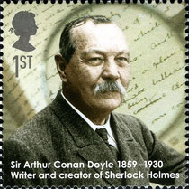 Sir Arthur Conan Doyle - UK 2009