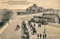 Station St-Vincent en situation initiale.