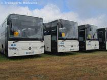 Nouveaux venus pour le réseau interurbain, 8 Intouros ! ©O530C2