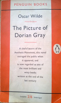 My Penguin paperback edition published in 1957