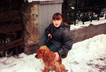 Der Gassigehhund meiner Freundin aus der Grundschule: Marc
