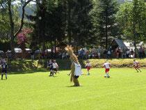 Das Traditionelle Pfingstturnier organisiert jährlich die Abteilung Fußball