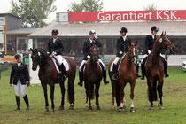 Mannschaft RFV Holte-Spangen