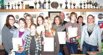 Die erfolgreichsten Reiter und Voltigierer 2011