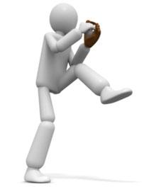 投球動作の繰り返しで様々な症状が現れます。