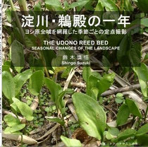 本「淀川・鵜殿の一年」表紙