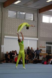 Paar M2 - Vizelandesmeister 2011