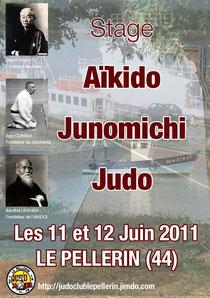 Stage Aïkido - Junomichi - Judo