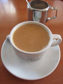 製茶工場でいただいてフレッシュな紅茶!
