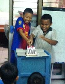 Ahmad und Iqbal