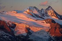 Zu Fuß über den Alpenhauptkamm