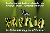 Nationalpark Gesäuse: 3D-Kino für die ganze Familie