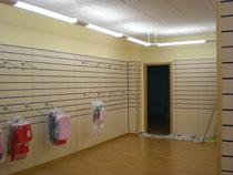 Interior de local (licencia de apertura)