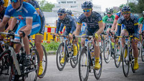Das BIKE Market Team beim Kieler Woche Radrennen
