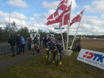 Rennwochenende in Dänemark mit dem BIKE Market Team