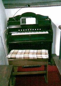 Harmonium St.Agatha Schaven