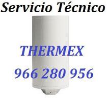Reparaciones Thermex Alicante