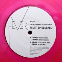 Fever EP Remixed