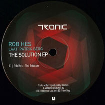 Rob Hess -v The Solution EP (Tronic)