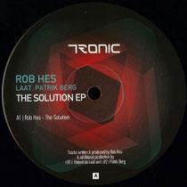 Rob Hess -v The Solution EP (Tronic)