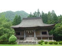 「神宮寺」本堂