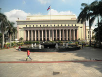 Philippine Post Office Building or Manila Central Post Office