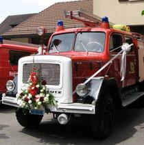 Fahrzeug Hochzeit Vögeli Daniel