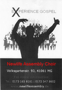 Newlife Assembly Choir