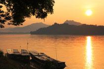 Foto: Mekong, Pak Beng