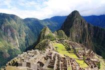 Bild: Machu Picchu