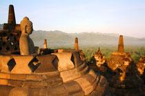 Bild: Borobudur