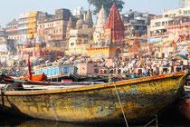 Foto: Ganges, Varanasi