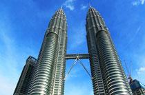 Foto: Petronas Towers,  Kuala Lumpur