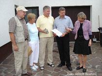 Auszeichnung in Ob.-Ramstadt