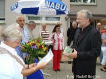 Auszeichnung in Darmstadt