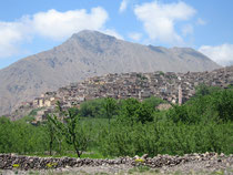 Toubkal Aremd village