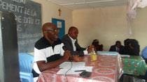 Conférence à Mwene-Ditu