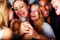 Fiesta con karaoke, renta de karaoke, karaoke para mi fiesta, una fiesta con karaoke