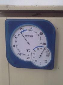 7月11日 朝7時の気温
