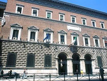 Roma-Via Arenula,Ministero della Giustizia
