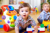 Frühe Förderung der U3 Kinder